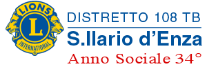 Lions Club Sant'Ilario d'Enza 108 TB
